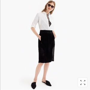 J Crew NWT size extra small skirt